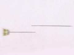 超極細の針